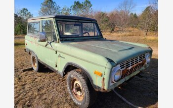 1970 Ford Bronco Sport for sale 101406133