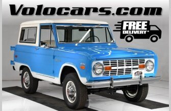 1970 Ford Bronco for sale 101450186