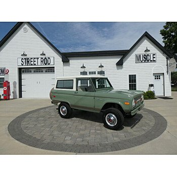 1970 Ford Bronco for sale 101525979