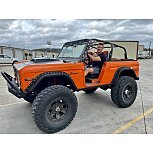 1970 Ford Bronco Sport for sale 101597802