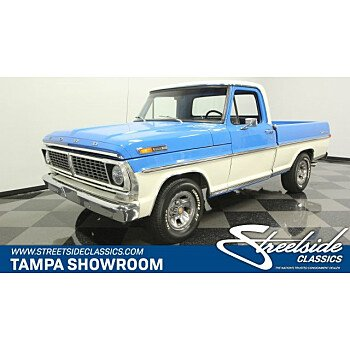 1970 Ford F100 for sale 101098522
