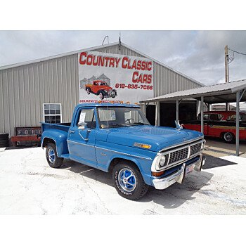 1970 Ford F100 for sale 101360334