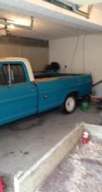 1970 Ford F100 for sale 100825506