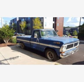 1970 Ford F100 for sale 100859387
