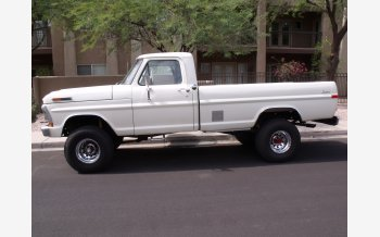 1970 Ford F100 for sale 100906649