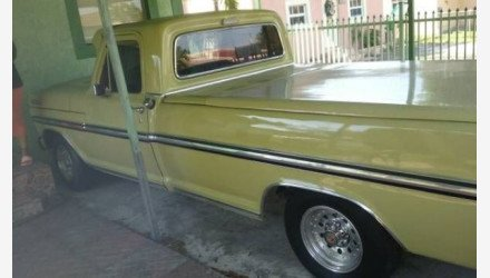 1970 Ford F100 for sale 100952073