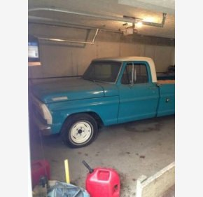 1970 Ford F100 for sale 100961586