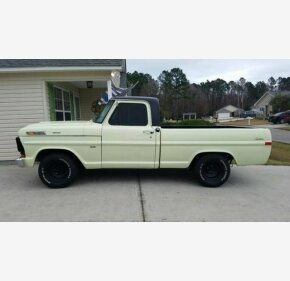 1970 Ford F100 for sale 100984101