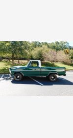 1970 Ford F100 for sale 101034210