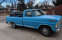 1970 Ford F100 2WD Regular Cab for sale 101084699