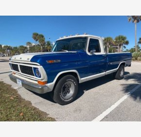 1970 Ford F100 for sale 101115787