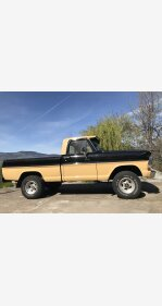 1970 Ford F100 for sale 101131257