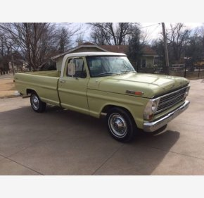 1970 Ford F100 Classics for Sale - Classics on Autotrader