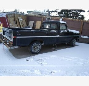 1970 Ford F100 for sale 101165246