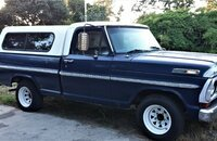 1970 Ford F100 2WD Regular Cab for sale 101173257