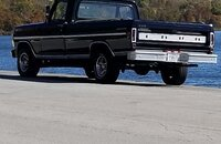 1970 Ford F100 2WD Regular Cab for sale 101181870