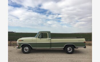 1970 Ford F100 2WD Regular Cab for sale 101221151