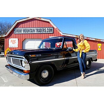 1970 Ford F100 for sale 101252180