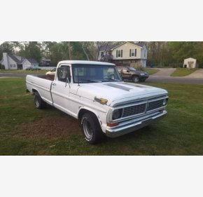 1970 Ford F100 for sale 101264745