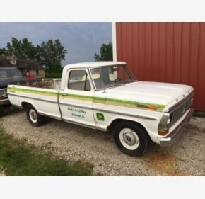 1970 Ford F100 for sale 101265342