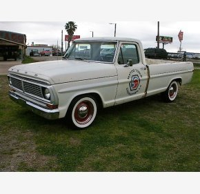 1970 Ford F100 for sale 101285723