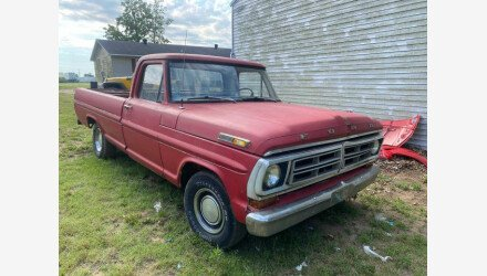 1970 Ford F100 for sale 101338888