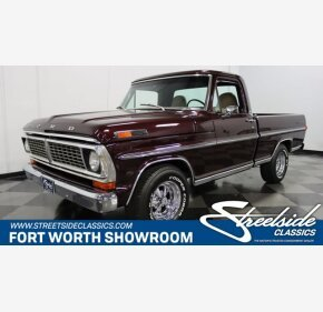 1970 Ford F100 for sale 101356931