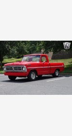1970 Ford F100 for sale 101361584