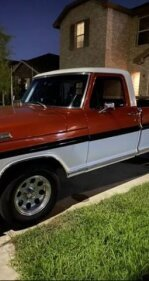 1970 Ford F100 for sale 101390360