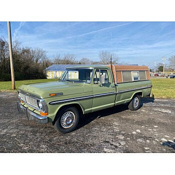 1970 Ford F100 for sale 101426049