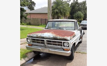 1970 Ford F100 2WD Regular Cab for sale 101565174
