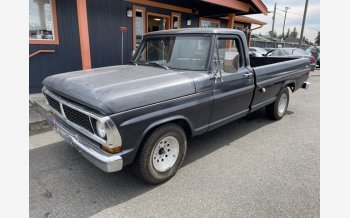 1970 Ford F100 for sale 101596999