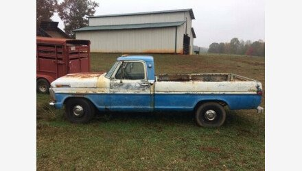 1970 Ford F250 for sale 100928668