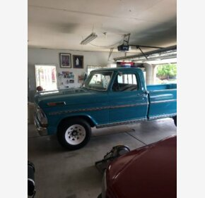 1970 Ford F250 for sale 101036404