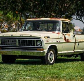 1970 Ford F250 2WD Regular Cab Super Duty for sale 101046865