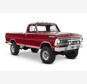 1970 Ford F250 for sale 101064591