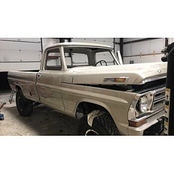 1970 Ford F250 for sale 101073170