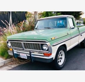 1970 Ford F250 for sale 101093732