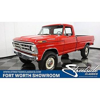 1970 Ford F250 for sale 101204531