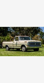 1970 Ford F250 2WD Regular Cab Super Duty for sale 101243994