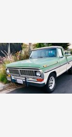 1970 Ford F250 for sale 101258712