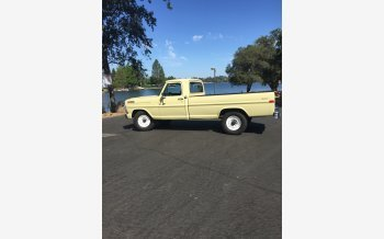1970 Ford F250 2WD Regular Cab for sale 101281703