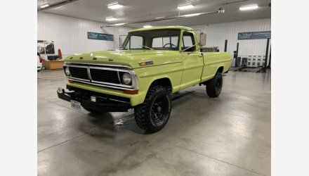 1970 Ford F250 for sale 101291577