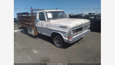 1970 Ford F250 for sale 101347178