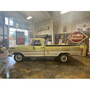 1970 Ford F250 Camper Special for sale 101390743