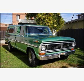 1970 Ford F250 Camper Special for sale 101438512