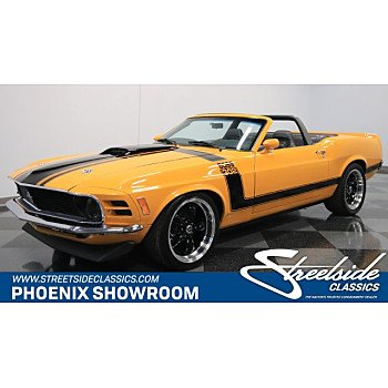 1970 Ford Mustang for sale 100980230