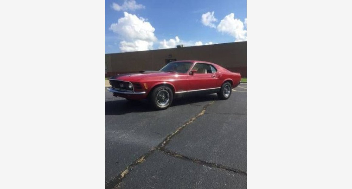 1970 Ford Mustang for sale 101040790
