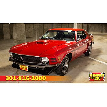 1970 Ford Mustang for sale 101109884