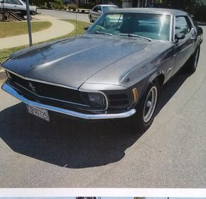 1970 Ford Mustang Coupe for sale 101183233